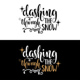Hand lettering Christmas quote - 236630759