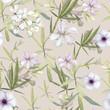 Wedding  set of rhododendron white spring flower - 236633129