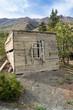 Abandoned shack in Kluane National Park, Yukon Territory, Canada