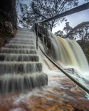 Weeping Rock Stair Case Falls