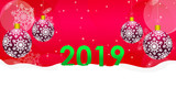 Christmas & Happy New Year Background and Wallpaper