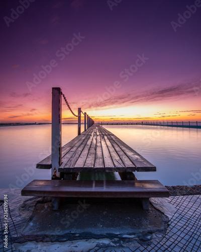 Plakat Narrabeen Sunrise