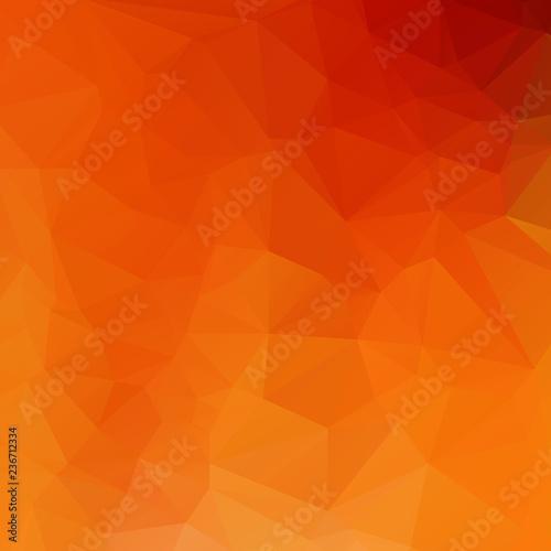 Streszczenie tekstura pomarańczowy wielokąt