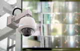 CCTV security camera in locations - 236775582