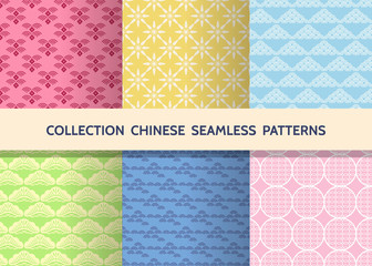 Collection chinese patterns4 © TATIANA