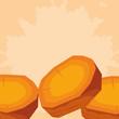 Sweet potatoes design