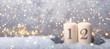 golden Bokeh Advent 2. Sonntag - 236802798