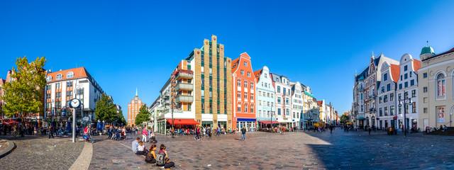 Kröpeliner Straße, Kröpeliner Tor, Altstadt, Rostock, Deutschland © pure-life-pictures