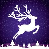 merry christmas card - 236819135