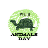 World animals day4