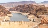 Hoover dam USA - 236833518