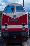 German Diesel Locomotive, Model Series 119