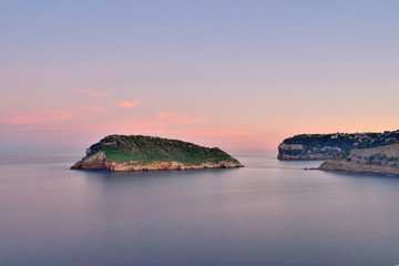 Atardecer en la isla © VicenteManuel