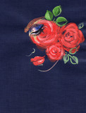 beautiful woman. fashion illustration. watercolor painting - 236900985