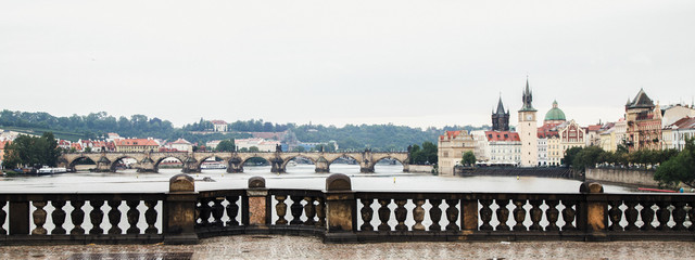 Prague panorama © Mykhailo