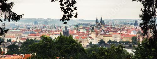 Prague panorama - 236923352