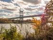 Robert F. Kennedy bridge in New York