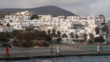 Lockdown: Stunning Cycladic Architecture in Naoussa Seen From the Old Harbor - 236964321