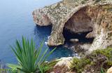 Grotte bleue de Malte