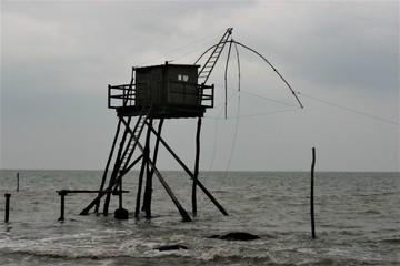 pêcherie vendée © JCG