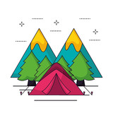 camping summer related - 237032390