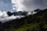 paesaggio montagna estate