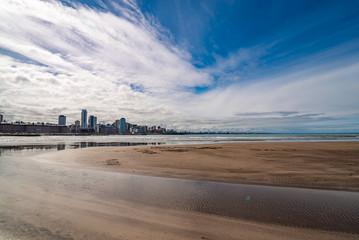 coast of the Atlantic Ocean. Argentina Mar del Plata © Andriy Petrenko