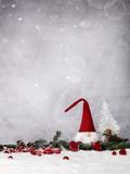 Weihnachtshintergrund - 237057770
