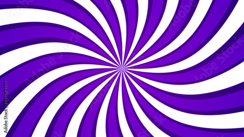 Leinwandbild Motiv Swirling radial vortex background