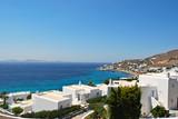 Ocean view of Mykonos town - 237075524