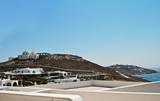 Ocean view of Mykonos town - 237075550
