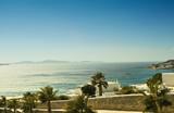 Ocean view of Mykonos town