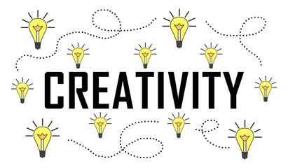 Concept of creativity © thodonal