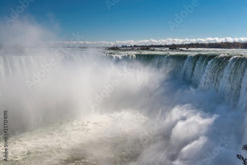 Horseshoe Fall, Niagara Falls, Ontario, Canada - 237134198