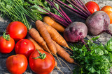 Image with vegetables. - 237151753