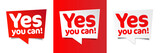Yes you can - 237171313