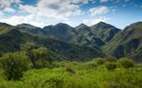 Nature park Valle Fertil