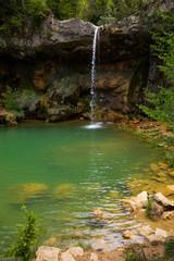 El Torrent de la Cabana small mountain stream