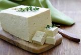 Tofu Soy Cheese - Vegetarian Healthy Meal - 237208710