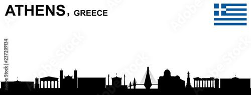 Athen Skyline - 237209134