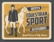 Horse and jockey of equestrian sport - 237231350