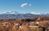 Il monte Rosa innevato visto da lontano © nicolagiordano