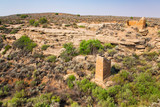 Hovenweep National Monument in New Mexico, USA
