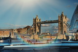 london tower bridge © Iliya Mitskavets