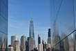 new york city skyline - Empty Sky Memorial