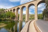 Pont-aqueduc de Galas, route de Fontaine de Vaucluse  © Unclesam