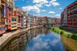 Gerona, a city in Spain