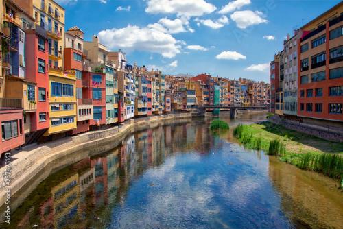 Foto Murales Gerona, a city in Spain