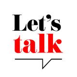 Let's talk - 237332332