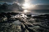 The coastal landscape of Norway